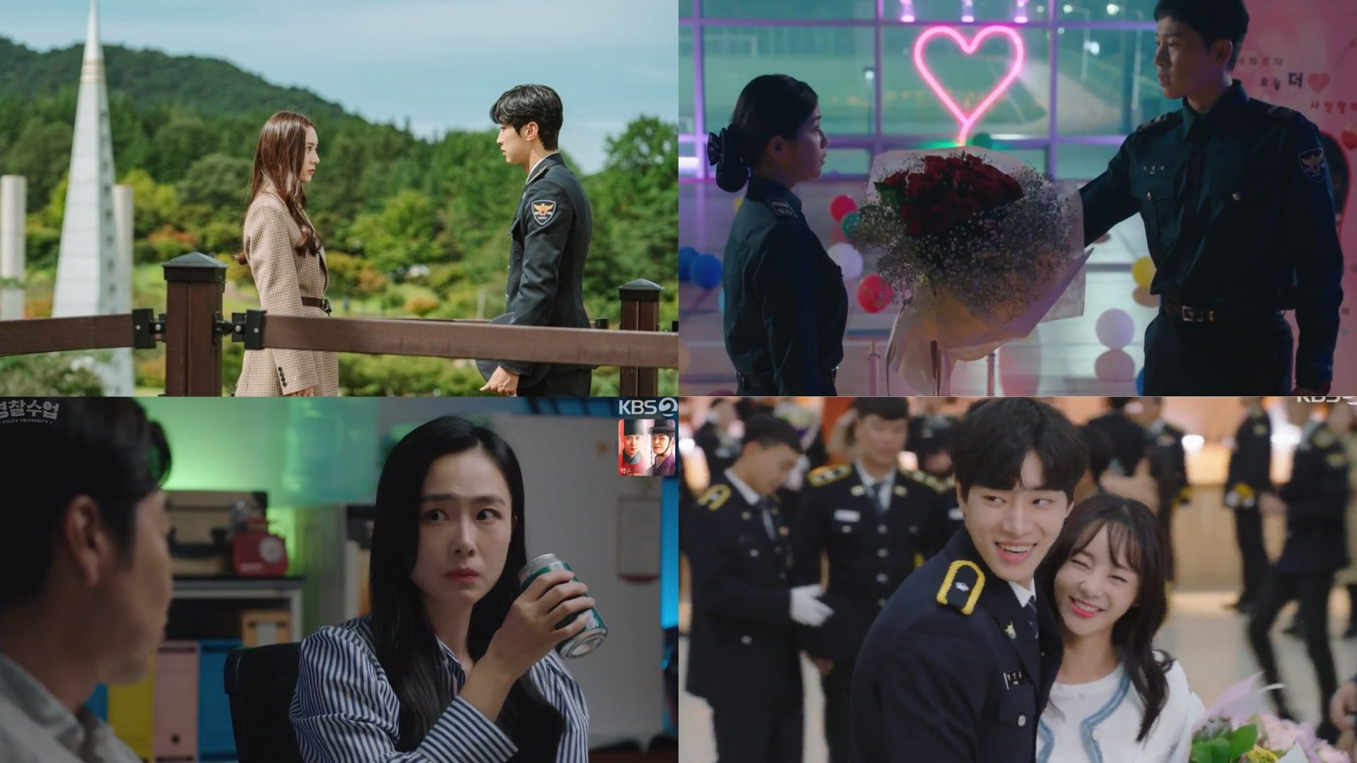 Police University Kdrama: Review And Ending Explained