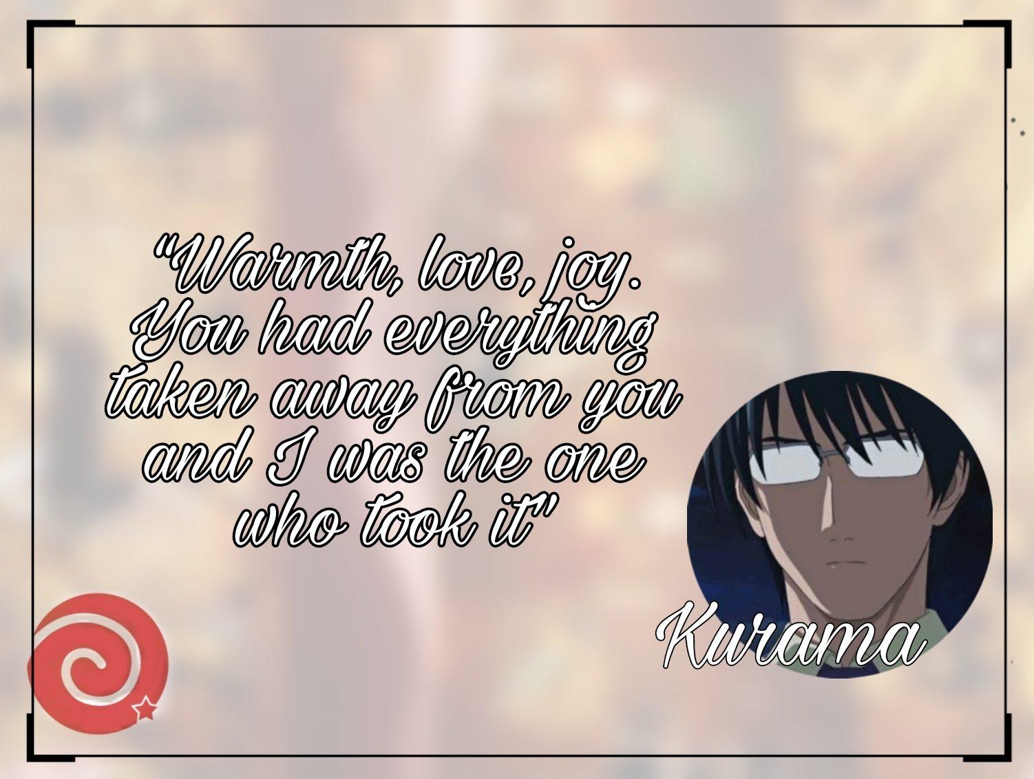Quote by Kurama