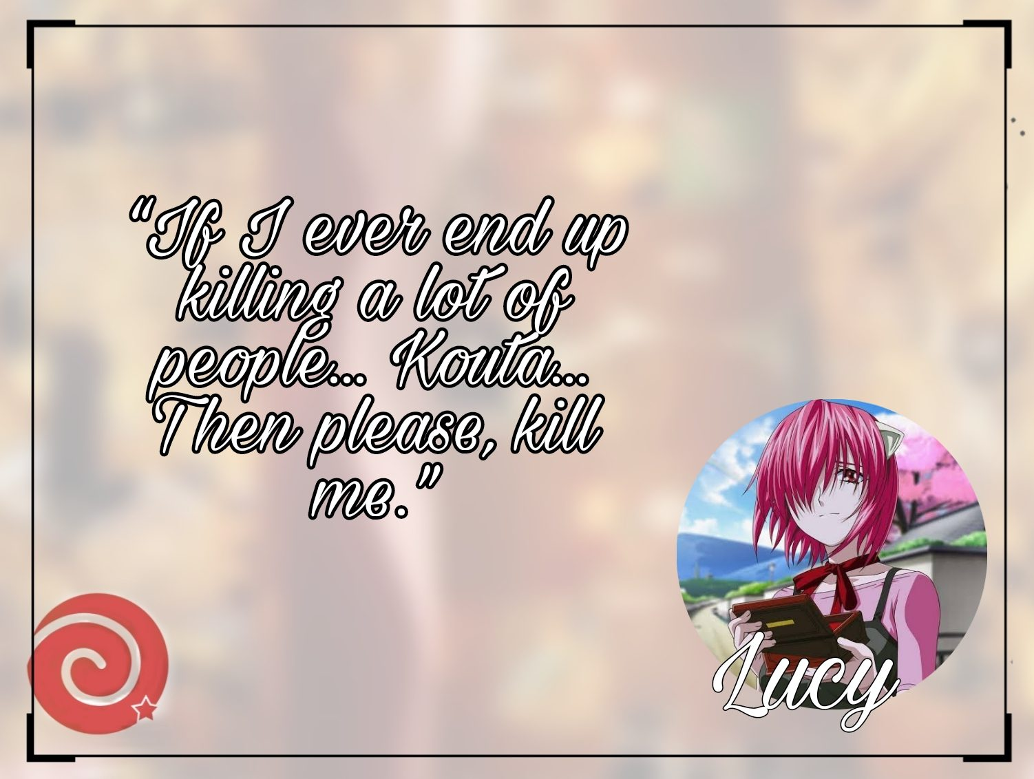 Lucy Quotes