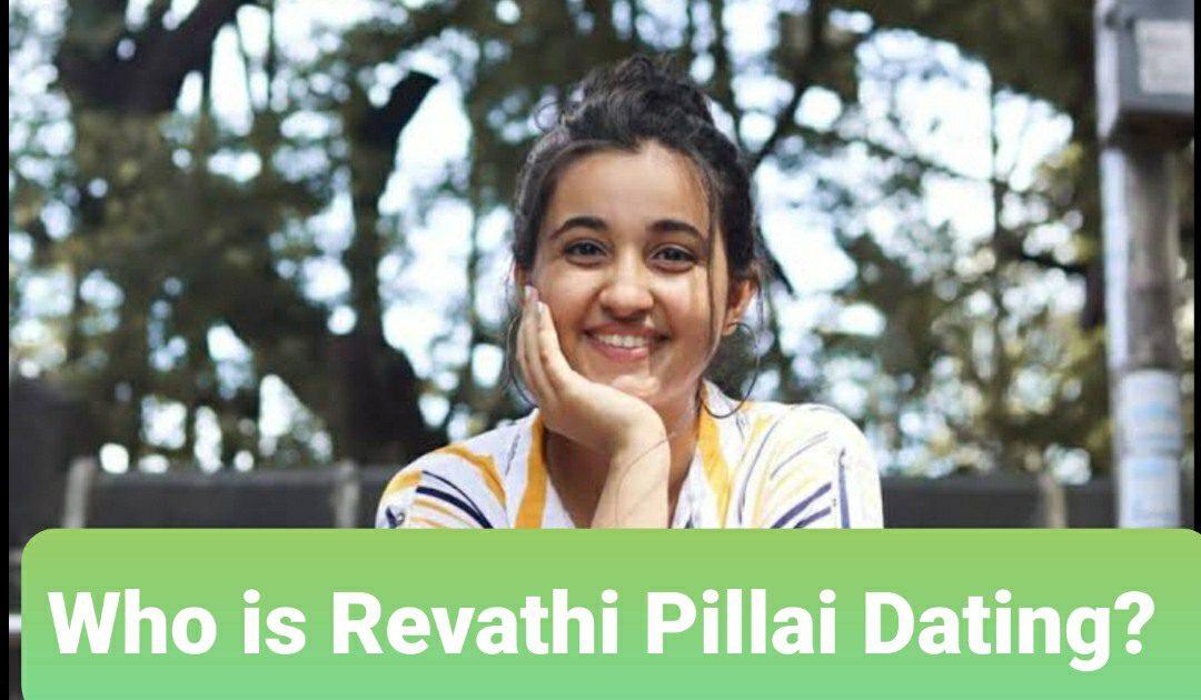 Revathi Pillai's Boyfriend