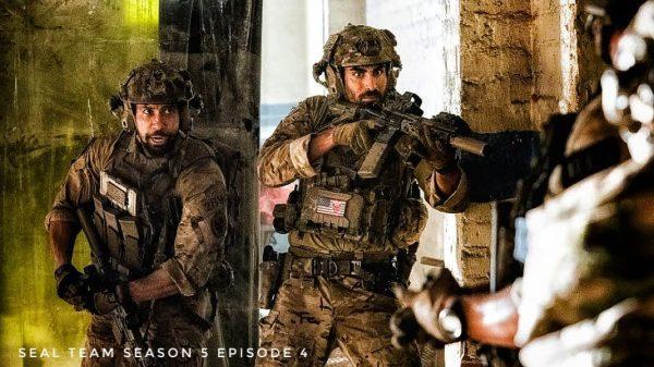 SEAL Team season 5 episode 4 release date
