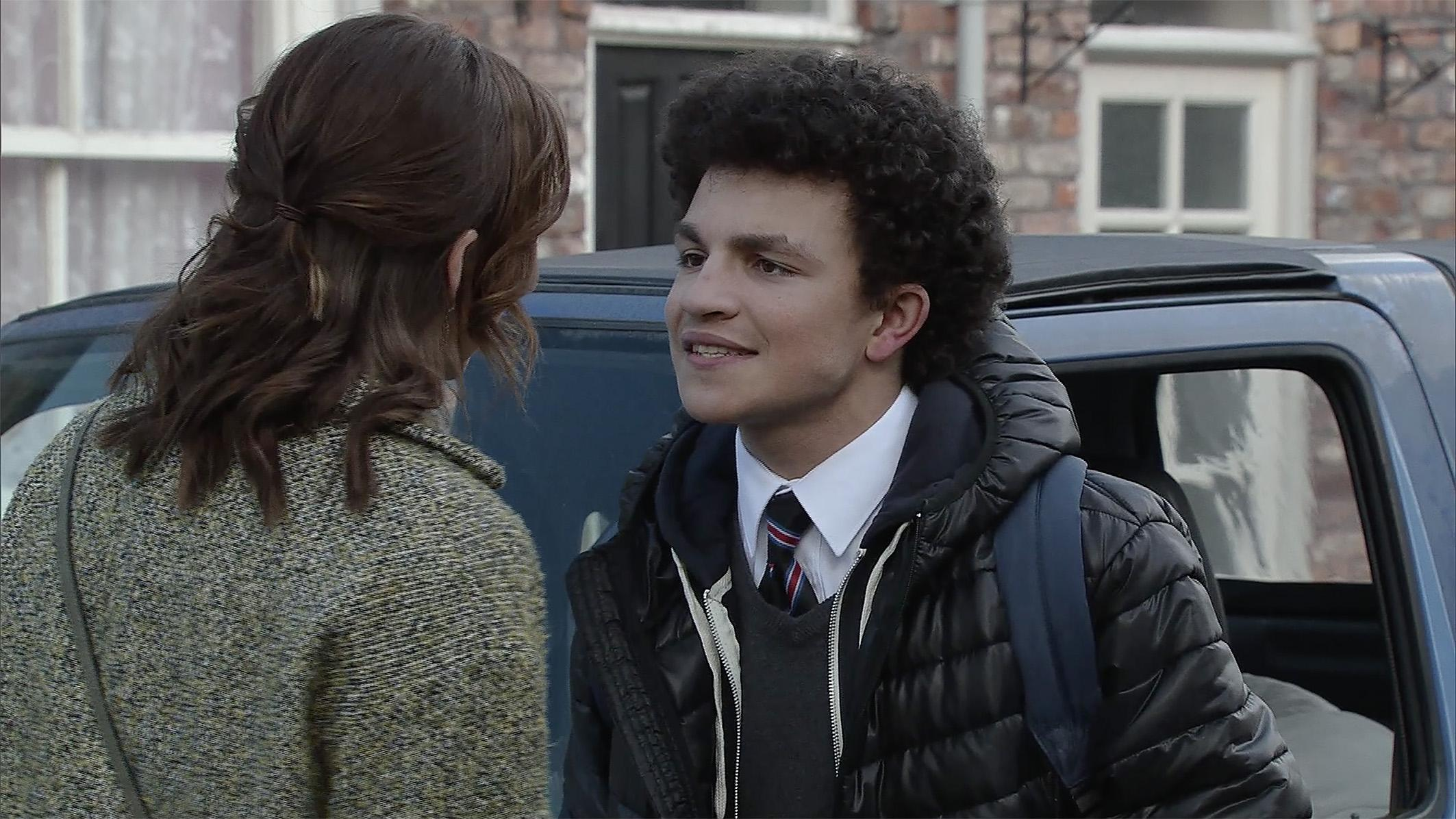 how old is simon barlow in real life