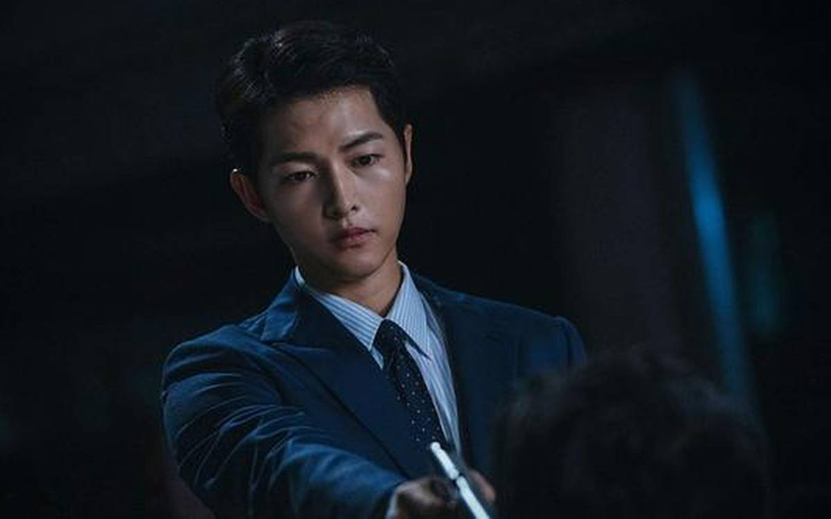 Song Joon Ki in Vincenzo