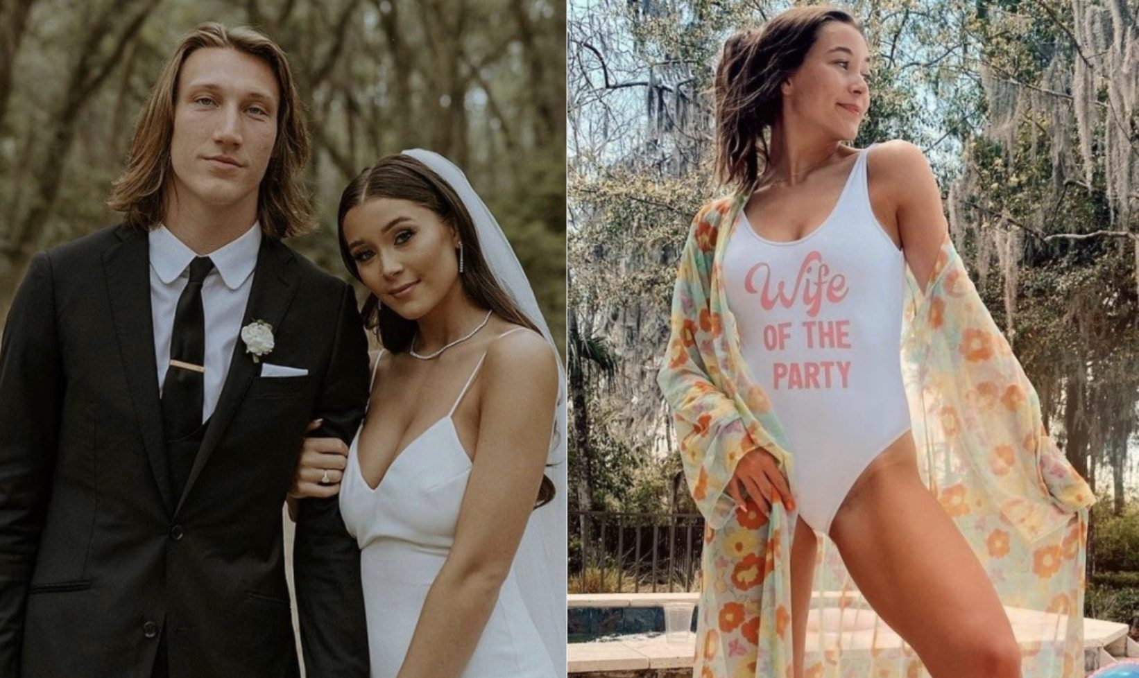 Who Is Trevor Lawrence's Wife: Marissa Mowry