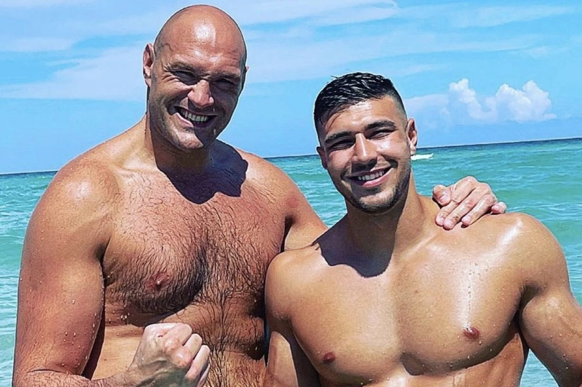 tyson and tommy fury