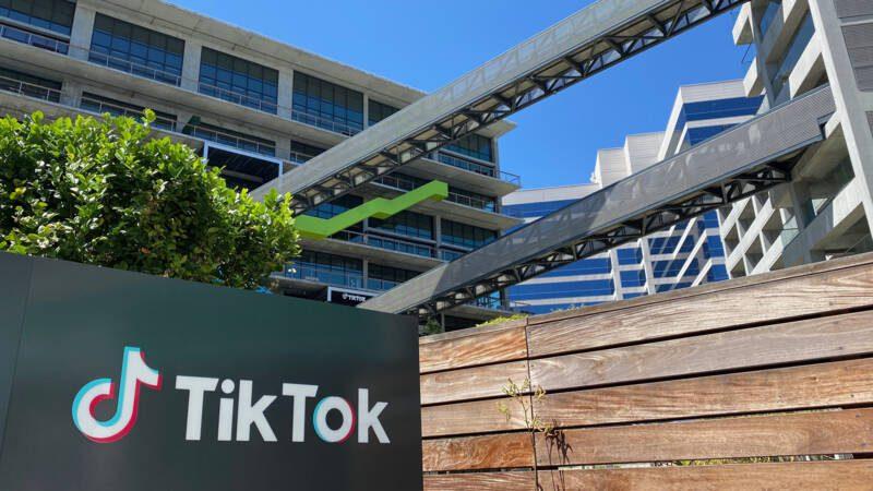 Tiktok Headquarters